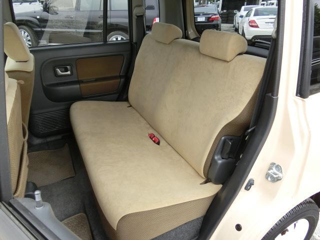 モード CAT 4WD ルーフツートン(14枚目)