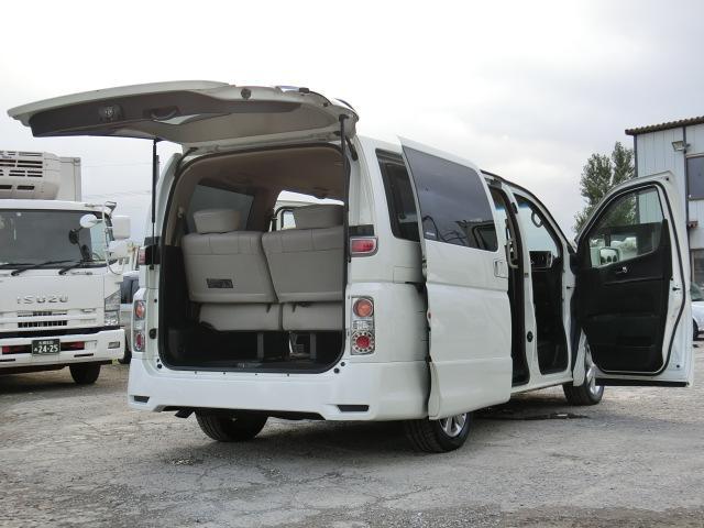 「日産」「エルグランド」「ミニバン・ワンボックス」「北海道」の中古車72