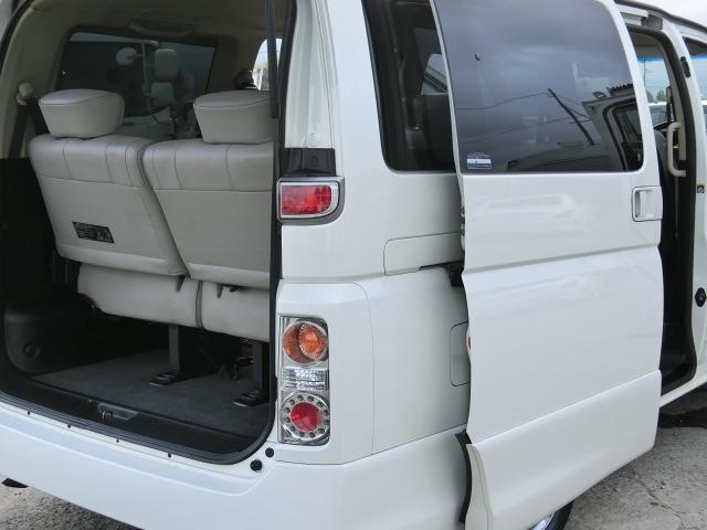「日産」「エルグランド」「ミニバン・ワンボックス」「北海道」の中古車73