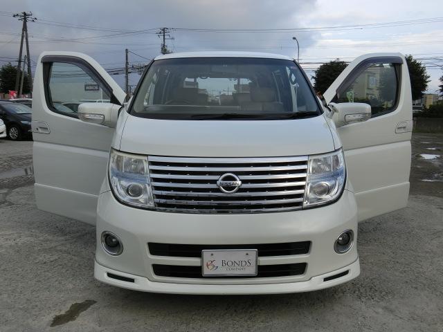 「日産」「エルグランド」「ミニバン・ワンボックス」「北海道」の中古車79