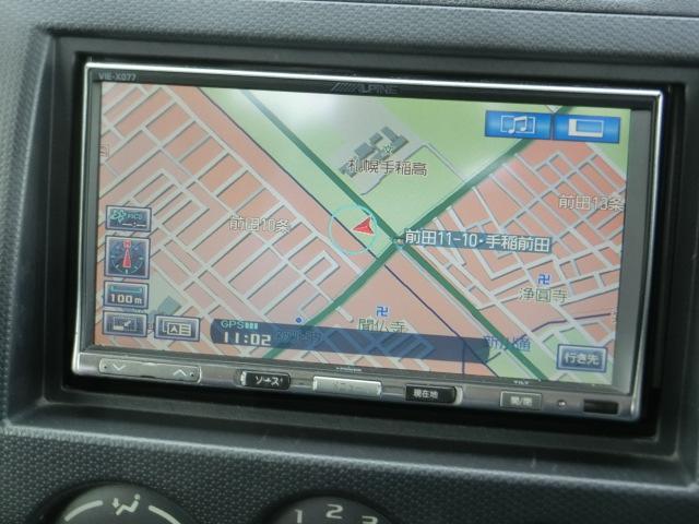 RX ターボ 4WD リフトアップ AT HDDナビ(10枚目)