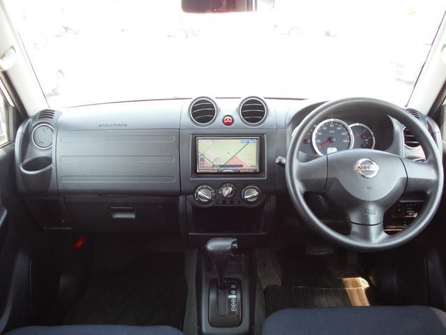 RX ターボ 4WD リフトアップ AT HDDナビ(15枚目)