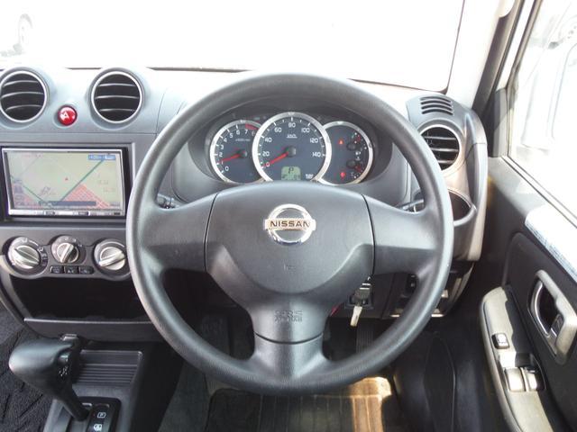 RX ターボ 4WD リフトアップ AT HDDナビ(16枚目)