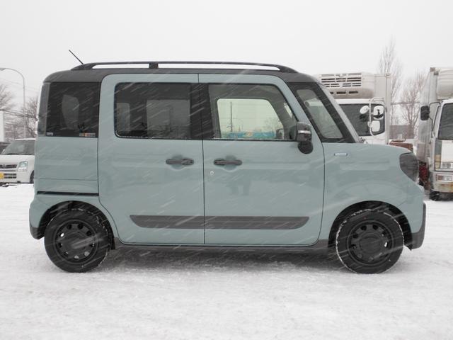 「スズキ」「スペーシアギア」「コンパクトカー」「北海道」の中古車4