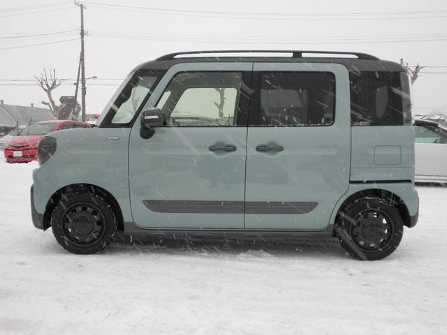 「スズキ」「スペーシアギア」「コンパクトカー」「北海道」の中古車5