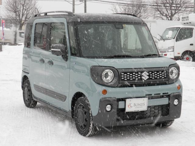 「スズキ」「スペーシアギア」「コンパクトカー」「北海道」の中古車6