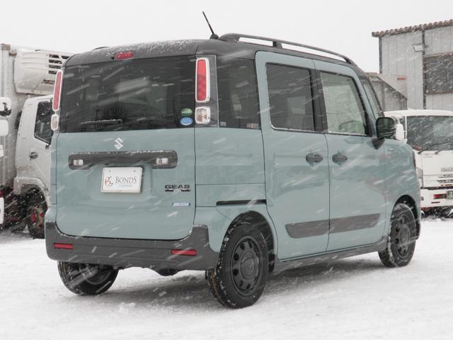 「スズキ」「スペーシアギア」「コンパクトカー」「北海道」の中古車8