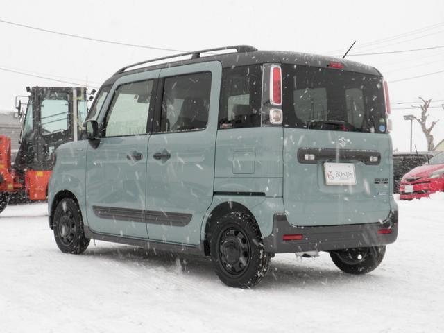 「スズキ」「スペーシアギア」「コンパクトカー」「北海道」の中古車9