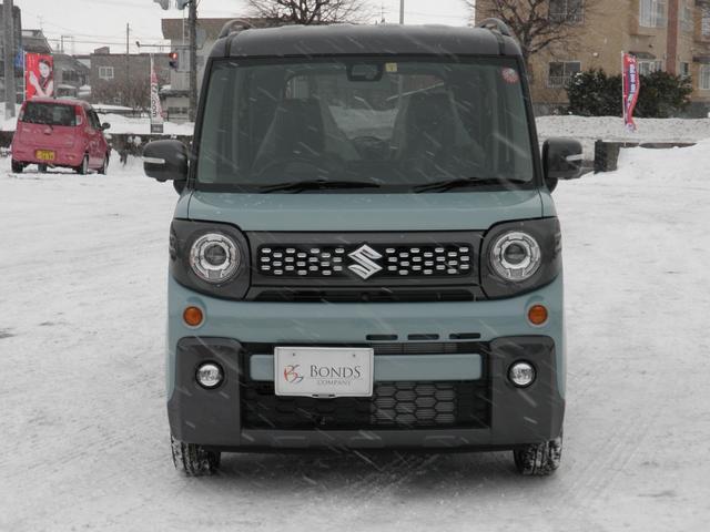 「スズキ」「スペーシアギア」「コンパクトカー」「北海道」の中古車22