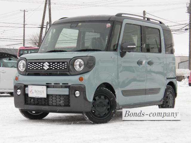 「スズキ」「スペーシアギア」「コンパクトカー」「北海道」の中古車26