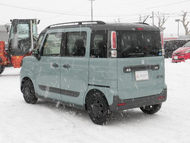「スズキ」「スペーシアギア」「コンパクトカー」「北海道」の中古車40