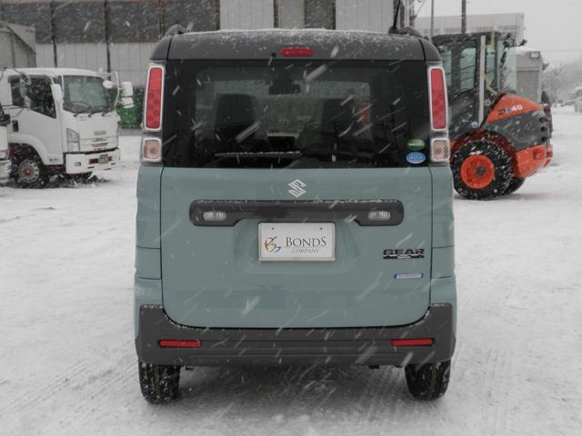 「スズキ」「スペーシアギア」「コンパクトカー」「北海道」の中古車42