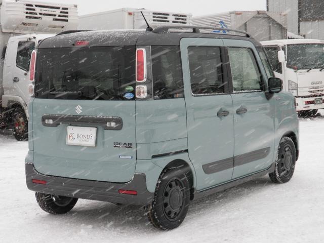 「スズキ」「スペーシアギア」「コンパクトカー」「北海道」の中古車43