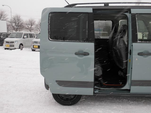 「スズキ」「スペーシアギア」「コンパクトカー」「北海道」の中古車44