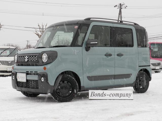「スズキ」「スペーシアギア」「コンパクトカー」「北海道」の中古車72