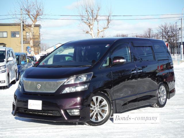 「トヨタ」「ヴェルファイア」「ミニバン・ワンボックス」「北海道」の中古車21
