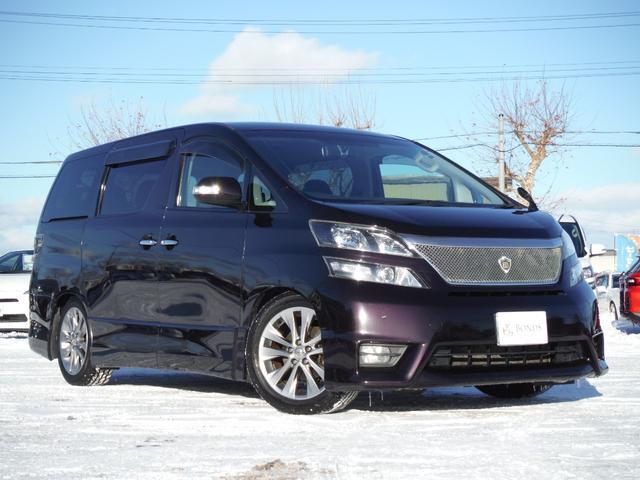 「トヨタ」「ヴェルファイア」「ミニバン・ワンボックス」「北海道」の中古車45