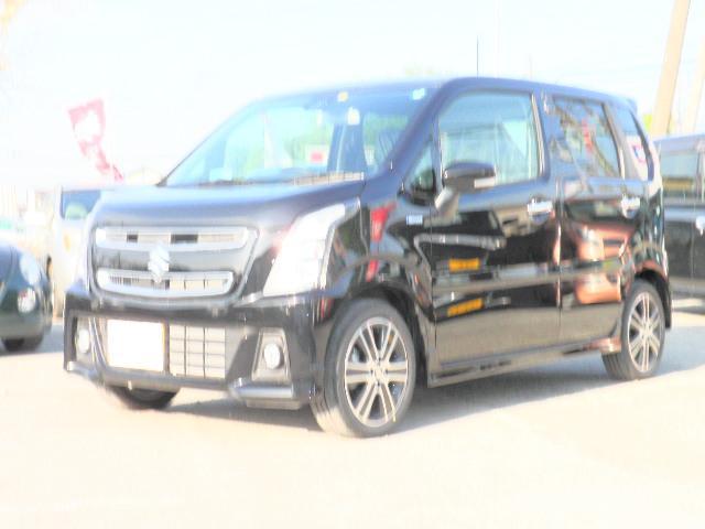 「スズキ」「ワゴンRスティングレー」「コンパクトカー」「北海道」の中古車36