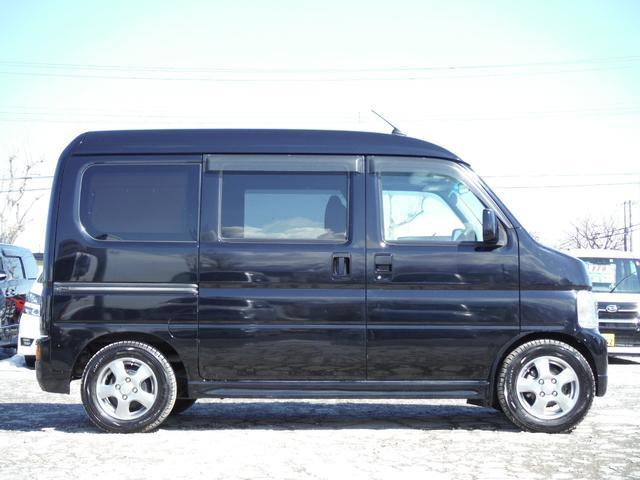 「ホンダ」「バモスホビオ」「コンパクトカー」「北海道」の中古車4