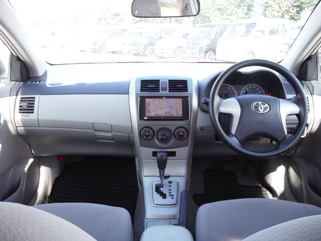 X ビジネスパッケージ 社外ナビゲーション AT 4WD(15枚目)