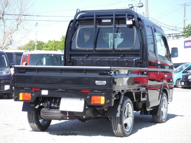X デュアルカメラブレーキサポート・4WD・FAT・パワーウインドー・Wエアバック・リクライニング・社外アルミホイール・ホワイトレタータイヤ(40枚目)