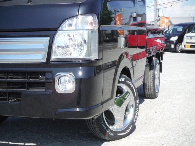 X デュアルカメラブレーキサポート・4WD・FAT・パワーウインドー・Wエアバック・リクライニング・社外アルミホイール・ホワイトレタータイヤ(76枚目)