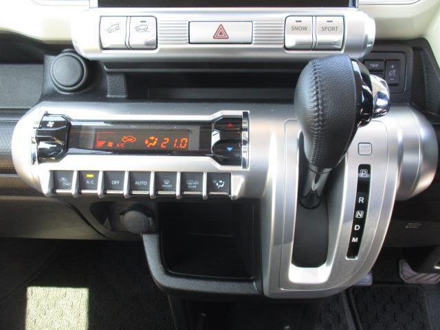 ハイブリッドMZ 4WD メモリーナビ ミュージックプレイヤー接続可 衝突被害軽減システム ETC ドラレコ LEDヘッドランプ アイドリングストップ(11枚目)