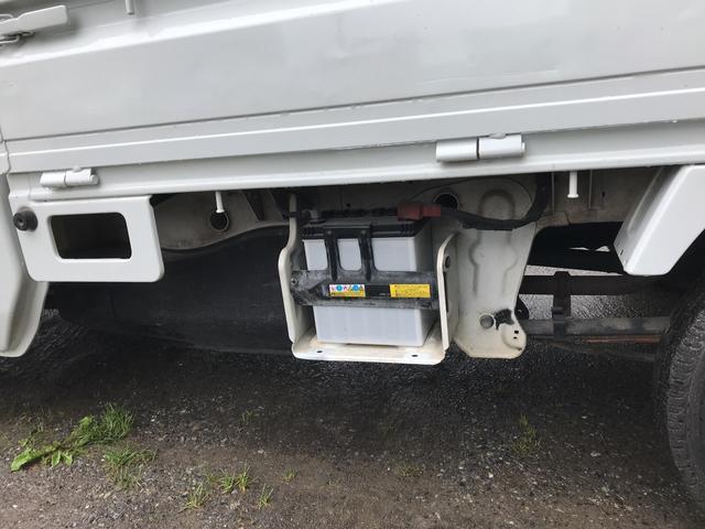 スズキ キャリイトラック 4WD 5MT 軽トラック 保証付