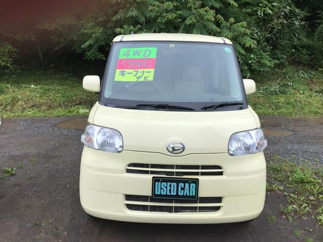 X ナビ 軽自動車 4WD(2枚目)