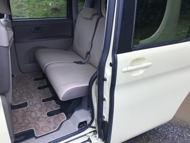 X ナビ 軽自動車 4WD(8枚目)