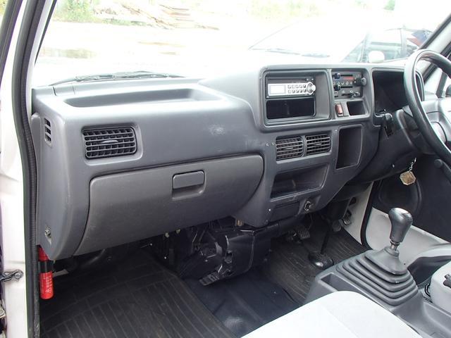 TC 4WD エアコン パワーステアリング付(8枚目)