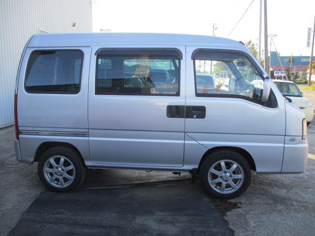 「スバル」「サンバーバン」「軽自動車」「北海道」の中古車5