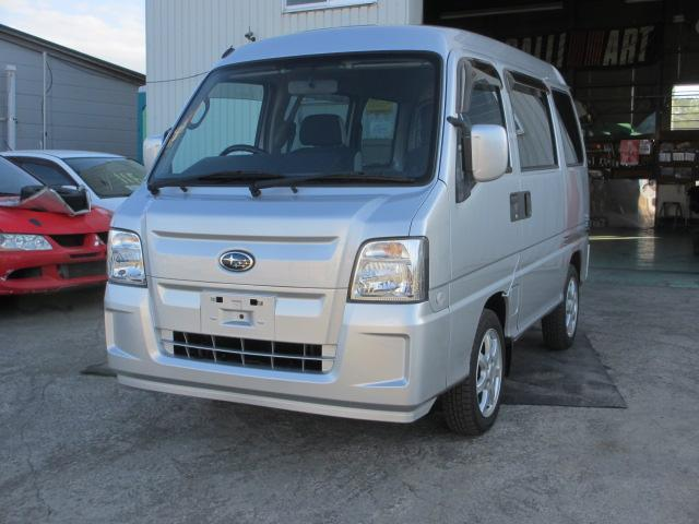 「スバル」「サンバーバン」「軽自動車」「北海道」の中古車32