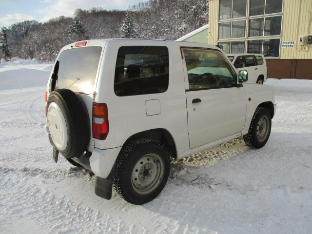 「三菱」「パジェロミニ」「コンパクトカー」「北海道」の中古車5