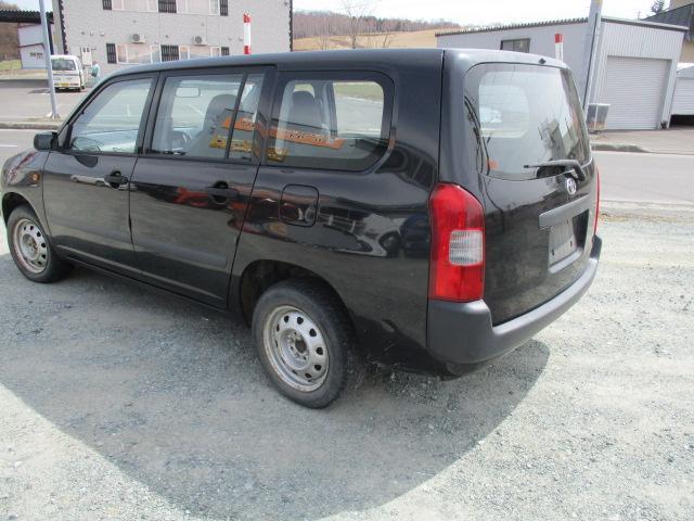 「トヨタ」「プロボックスワゴン」「ステーションワゴン」「北海道」の中古車7