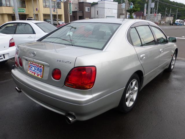 V300 ワンオーナー 本州仕入れ車 タイベル&ウォポン交換(7枚目)
