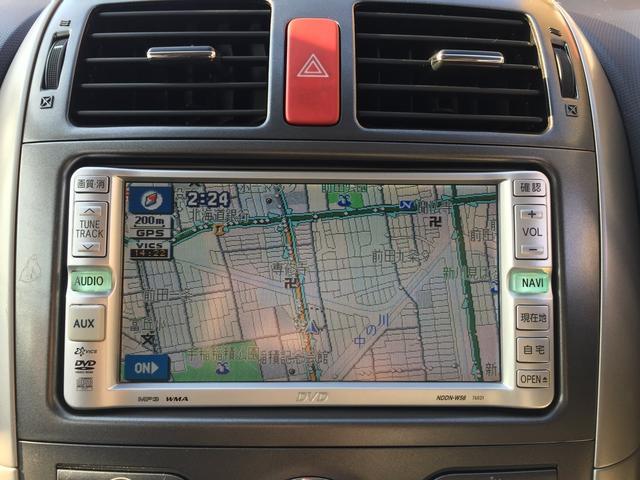 トヨタ オーリス 180G 4WD ナビゲーション ETC スマートキー