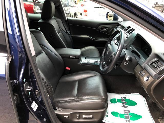 アスリート2.5i-Fourナビパッケージ 4WD 地デジ ETC エンジンスターター 冬タイヤ積込み 電動シート クルーズコントロール