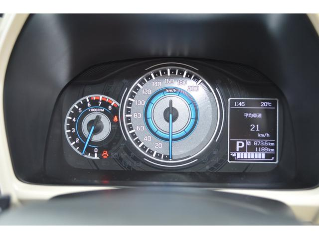 ハイブリッドMZ4WDデュアルセンサーブレーキサポートLED(19枚目)