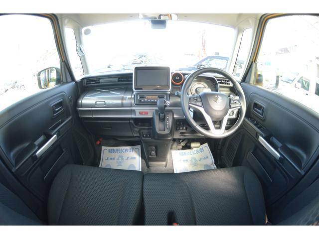 ハイブリッドXZ ターボ4WDスズキセーフティサポート搭載車(3枚目)