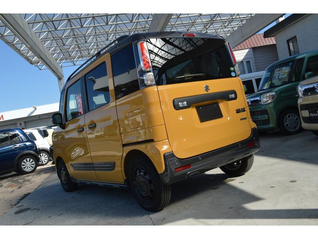 ハイブリッドXZ ターボ4WDスズキセーフティサポート搭載車(5枚目)