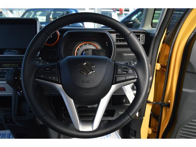 ハイブリッドXZ ターボ4WDスズキセーフティサポート搭載車(15枚目)