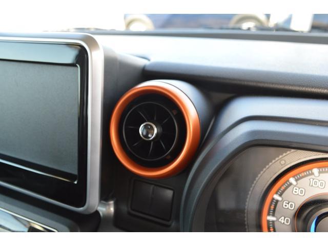 ハイブリッドXZ ターボ4WDスズキセーフティサポート搭載車(17枚目)