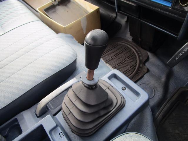 いすゞ エルフトラック ワイド4.3DTADANO5段クレーン リモコン
