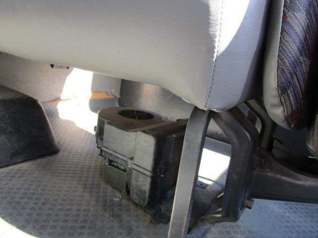 ロングSXターボ 29人乗り スイング自動ドア リヤヒーター2個(24枚目)