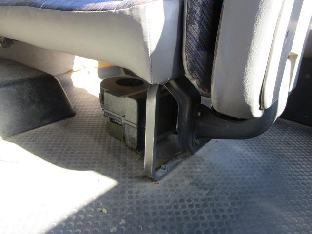 ロングSXターボ 29人乗り スイング自動ドア リヤヒーター2個(25枚目)