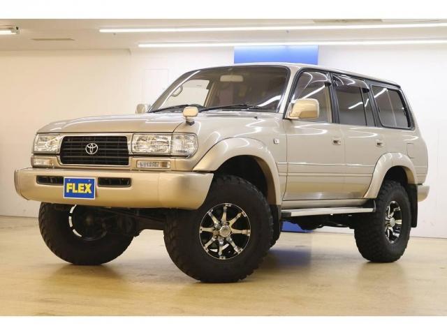 トヨタ ランドクルーザー80 4.5 VXリミテッド 4WD