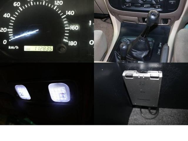 ディーゼルターボ 5速マニュアル リフトUP HDDナビ(14枚目)