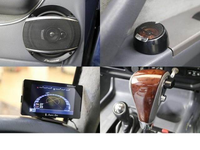 VXリミテッド 最終型ディーゼルターボ 5インチリフトUP 新品フロントグリル ケンウッドSDナビ Bカメラ ETC レーダー探知機 クールBOX シートカバー 新品タイヤホイール 2回目タイベル交換済み(14枚目)