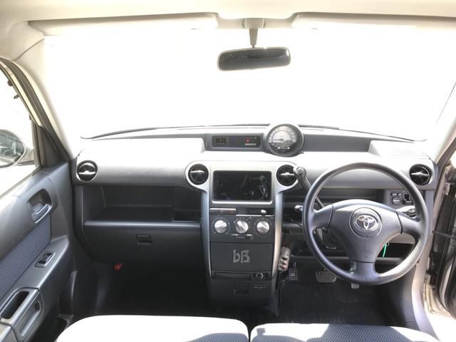 トヨタ bB S Wバージョン 4WD 社外フロントバンパー
